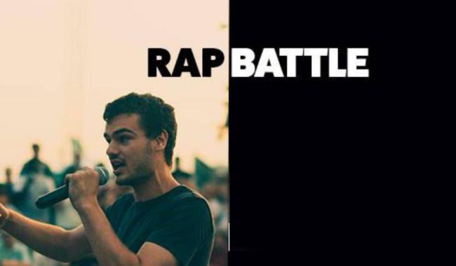 Ordfestival: Freestyle Rapbattle